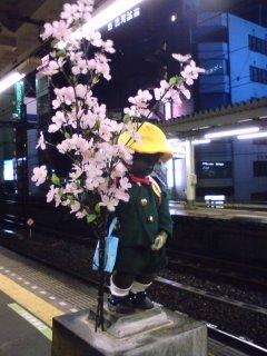 浜松町も入学式??